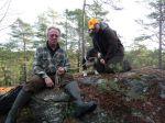 Bengt Helgesson og Annika Andersson med Nattslagets Kiara 3 (5)
